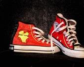 Iron Man Converse