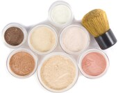 Mineral Makeup Kit - 9pc FRESH START - Customize Colors
