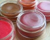 Natural Lip Gloss // Mineral Makeup // lip balm // lip gloss // shimmer gloss // lipstick // mineral lip gloss // organic makeup // lips