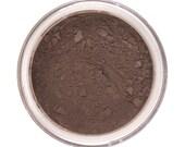 Eyeshadow Mineral Makeup - DARK TRUFFLE - Eye Color Natural Vegan Minerals SAMPLE