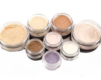 10pc SOCIALITE Mineral Makeup Kit