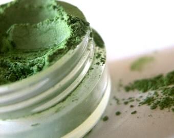 SUN-KISSED KELP Eyeshadow Mineral Makeup Eye Color Natural Vegan Minerals