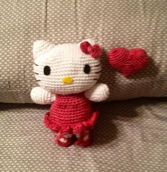 Hello Kitty Doll Crochet