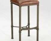 Hercules 26-Inch Counter Stool Glow Finish Made in USA