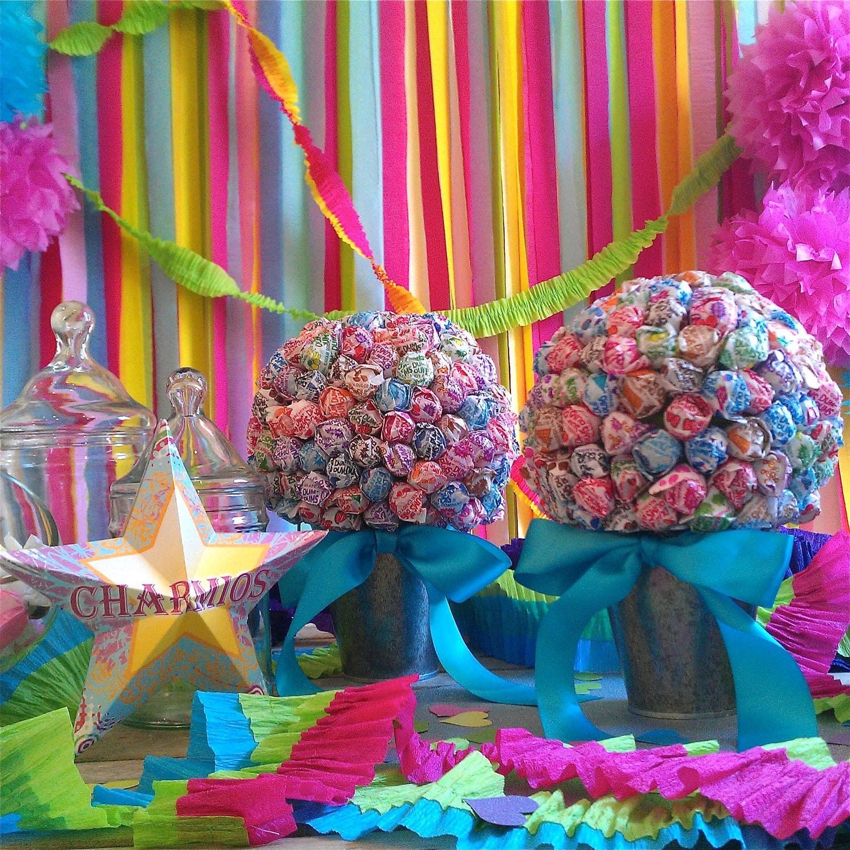 Lollipop Bouquet Candy Bouquet Birthday Mitzvah Wedding
