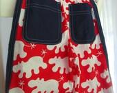 Hippo Boys Board Shorts