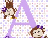 Baby Name Print Collage