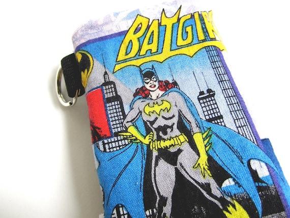 SALE! Batgirl-DC comics Iphone/Ipod soft cover case