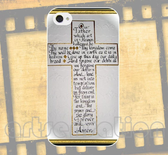 the lords prayer iphone - photo #9