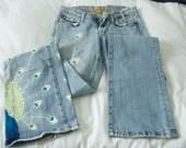 Peakock Stretch Jeans