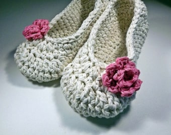 Bridesmaid Gifts - 5 pairs of slippers - you choose colors and sizes