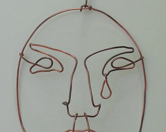 Weeping Mask