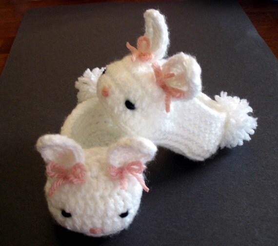 rabbit slippers in Baby | eBay
