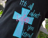 It's All About Who You Know Shirt or Onesie