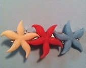 Little Mermaid Wished On A Starfish Hair Clip