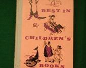 Best in Childrens Books 1958