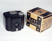 Vintage Baby Brownie 127 Film Camera