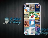 iPhone case Vintage disney posters iPhone 4s, iPhone 4 Cover design 4
