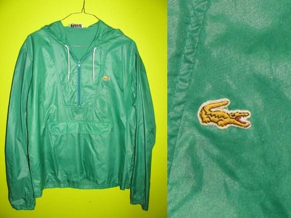 Vintage Lacoste Raincoat