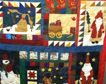 Christmas Wall Hanging