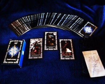 The Original Renaissance Pleasure Faire Tarot Card Deck Limited Edition