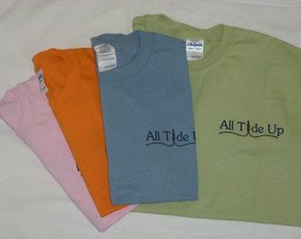 All Tide Up Short Sleeve T Shirt