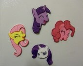 Foam Pony Magnets