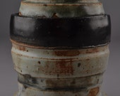 Lidded Ceramic Jar
