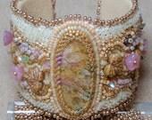 Trianon Bead Embroidered Cuff