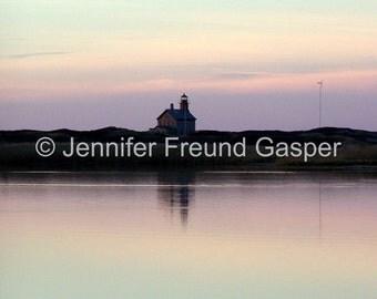 North Light house, Block Island, fine art print, landscape photography