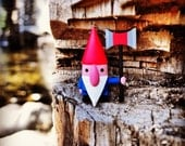 hiking with a gnome