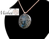 Tribal Collection Circle Pendant, Summer 2012