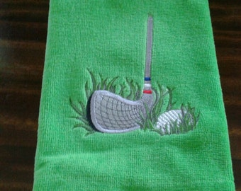 Golf towel Golf Club
