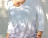 Old Navy Purple Ombre Shirt