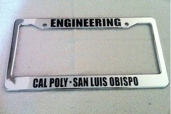 Items Similar To Cal Poly San Luis Obispo Engineering