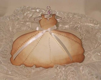 French Elegant Favor Box Shower Wedding Original Design Frou Frou Mademoiselle Collection