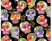 Day of the Dead Mini Sugar Skulls Mouse pad Mouse mat Dia de los Muertos