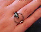Tutorial Lasso Wire Wrap Ring
