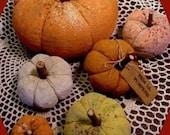PDF  E Pattern INSTANT DOWNLOAD Primitive Easy Painted Pumpkins