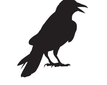 Bird Vinyl Decal Design 8
