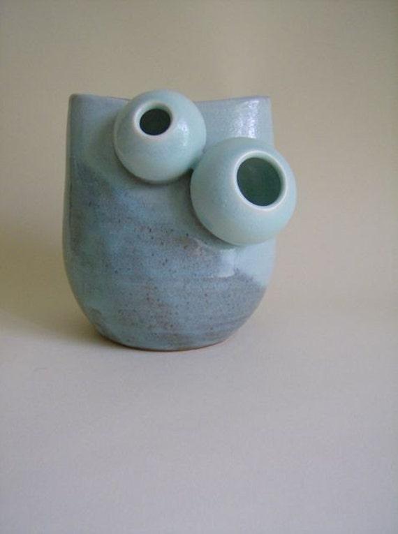 Ceramic Bubble Vase