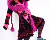 Z Is For Zillah - Carousel Coat - RESERVED