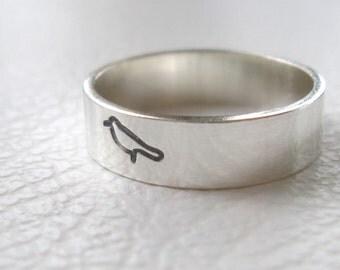 Sparrow Ring, Bird Ring