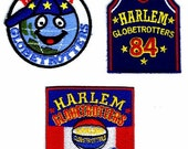 Harlem Globetrotters Iron On Patch Patches Magic As Ever