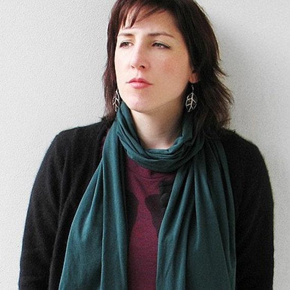 Noëlle Amber Elm Leaf Beerings, Amber Leaf Earrings - Nature Inspired Earrings, Eco Friendly Gift
