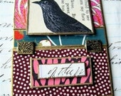 Bird 15 Original One of a Kind ACEO