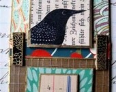 Bird 12 Original ACEO