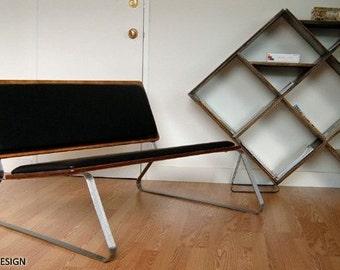 Ply Bak Love seat  Mid Century Modern