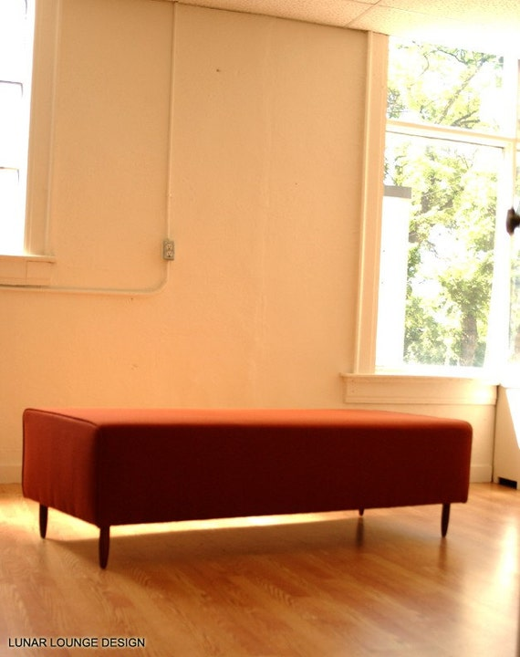 BOKZ  Sofa Bench - large  Bokz  Eames Era  Modern Mid Century