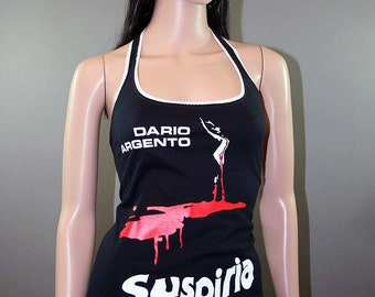 Suspiria Horror Movie Halter Top